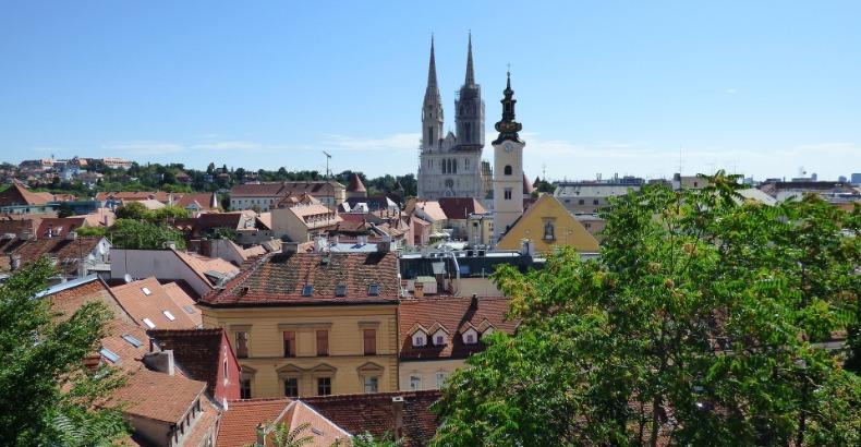 Zagreb een parel in Kroatië!