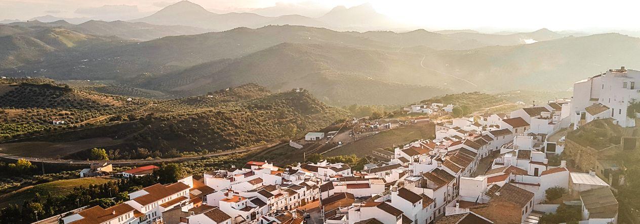 Andalusië Binnenland