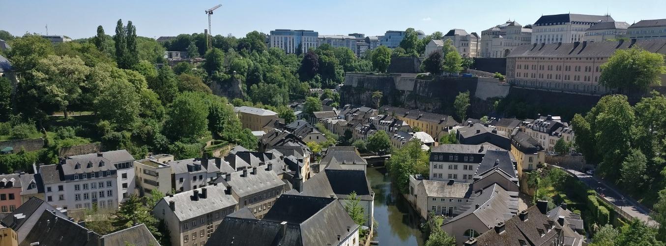 Ardennen, Luxemburg