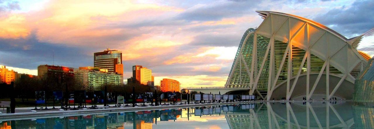 Valencia binnenland